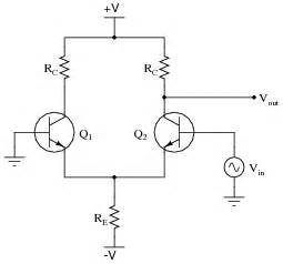 transistor differential lifier differential transistor lifiers discrete semiconductor devices and circuits worksheets