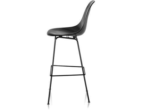 herman miller eames bar stools eames 174 molded fiberglass stool hivemodern