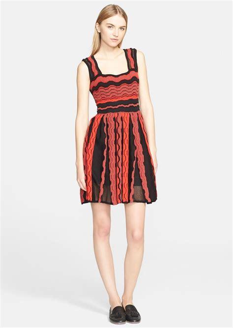 Shamlan Dress By M E m missoni m missoni sheer key sleeveless dress