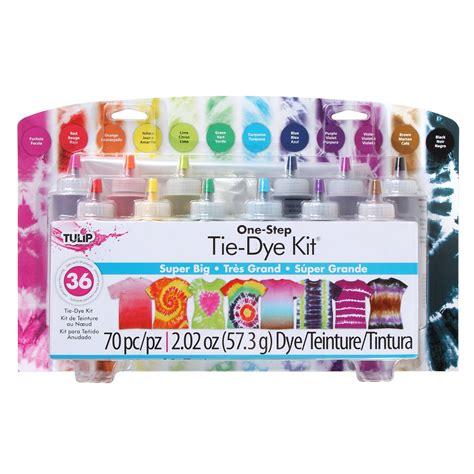 tulip one step tie dye kit big ebay