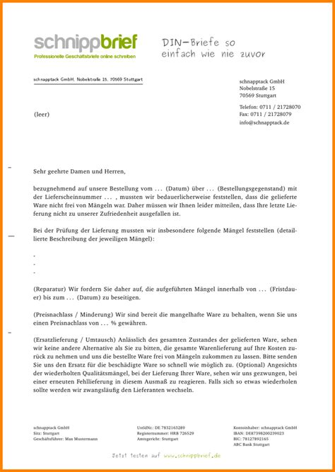 Brief Schreiben Muster Pdf 6 Brief Muster Vorlage Invitation Templated
