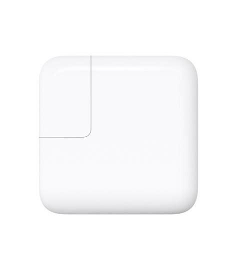 apple usb c power adapter apple 29w usb c power adapter maclife
