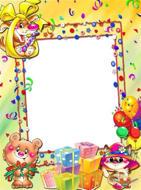 happy birthday photo frame template 15 birthday psd frame images happy birthday frames free