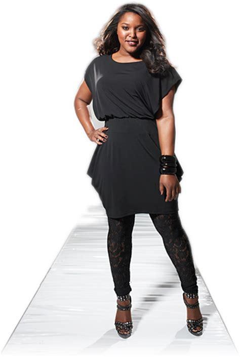 plus size trendy dresses for