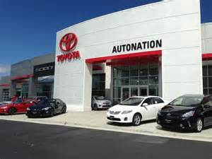 Autonation Toyota Autonation Toyota Libertyville Car Dealership In