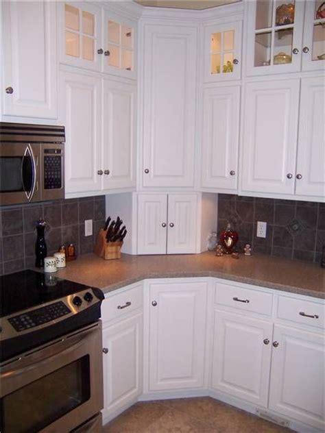corner kitchen cabinet ideas corner cabinets