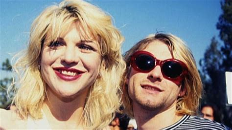 Kurt Cobain And Courtney Love Biography | courtney love married to kurt cobain biography com