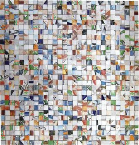 Facts About Patchwork - patchwork mosaic pw 010 ceramic mosaics from henry