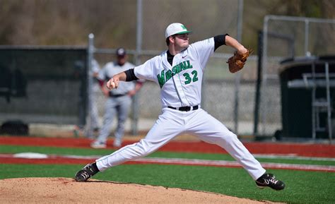 Boster Avanko 3 Out wv metronews boster pitches herd by fiu in c usa tourney