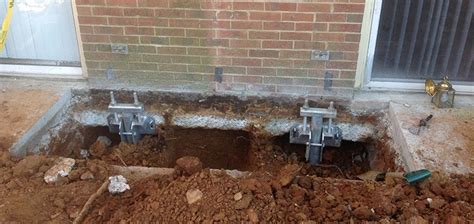 sinking foundation repair cost residential foundation repair cost faq questions answers