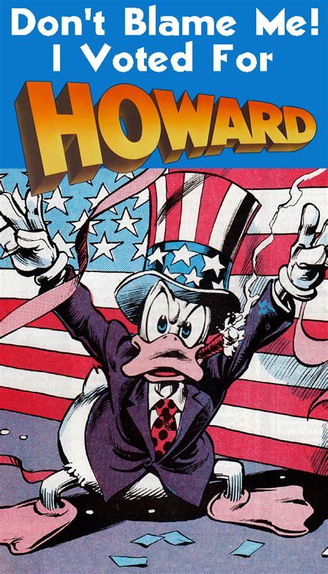 Don T Blame The Eater Essay by Anime Anyway Don T Blame Me I Voted For Howard