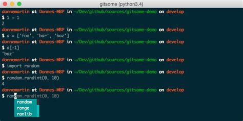 tutorial git shell github donnemartin gitsome a supercharged git github