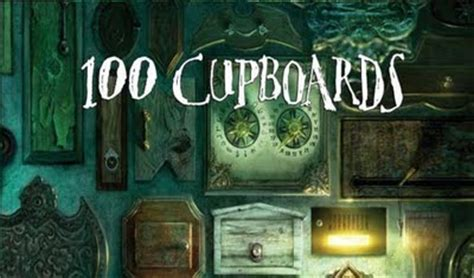 100 Cupboards Series - 100 cupboards book series being adapted for the big screen