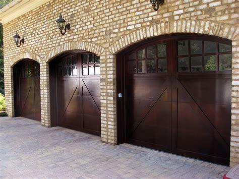 Mahogany Garage Door Mahogany Garage Doors Aj Garage Door Island Ny