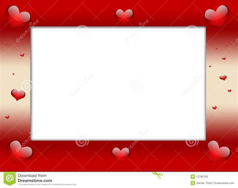 valentine s valentine s day frame stock photo image of white present