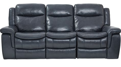 navy blue leather loveseat recliner navy blue leather reclining sofas okaycreations net