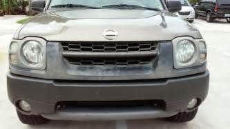 2003 Nissan Xterra Front Bumper Anyone Restore The Front End Of A Nissan Xterra Before