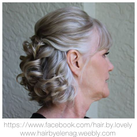 wedding hairstyles mother for curly hair bridal hair wedding hair mother of the groom wedding