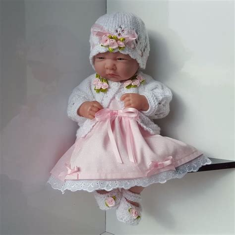 Handmade Baby Doll Clothes - 59 best images about berenguer on vinyls
