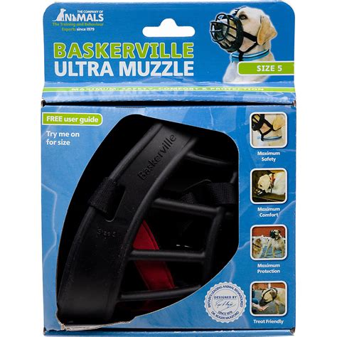 muzzle petco the company of animals baskerville ultra muzzle for dogs petco store