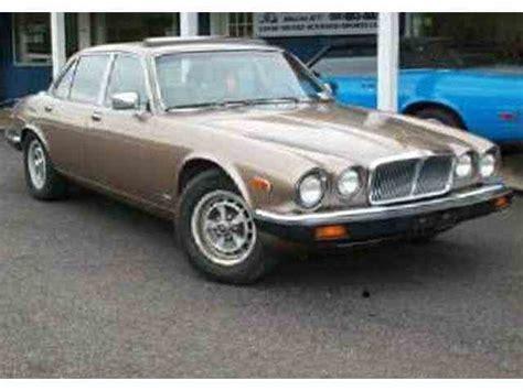 1985 jaguar xj6 for sale on classiccars com 3 available