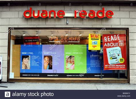 pharmacy usa duane reade pharmacy store in midtown manhattan new york