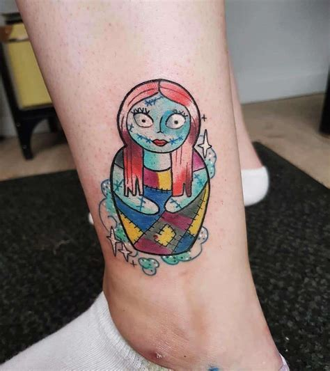 tattooed dolls instagram 24 halloween tattoos to make you go quot awww quot ritely