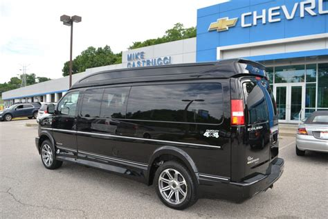 4 Wheel Drive Vans 2016 by 2016 Chevy Express 2500 4x4 9 Passenger Explorer Limited