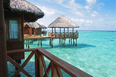 chambre sur pilotis h 244 tel fihalhohi resort villas sur pilotis maldives