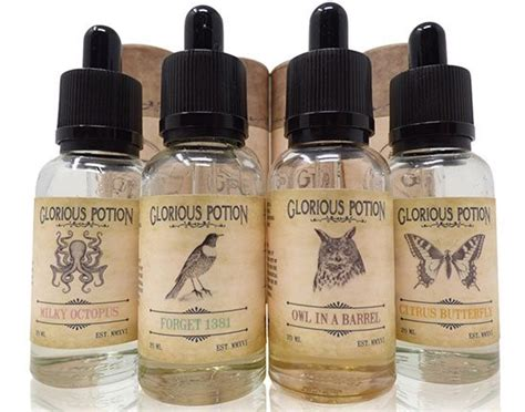 Butterfly Pie Dew Eliquid Lokal Premium great deal on the glorious potion e liquid fill collection ecigclick