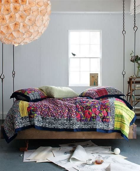 hanging beds for bedrooms anthropologie hanging bed home decor pinterest