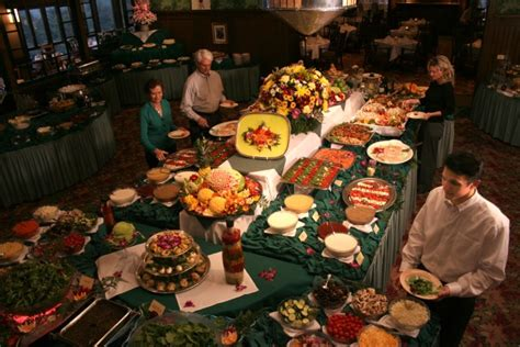 grove park inn buffet asheville area information