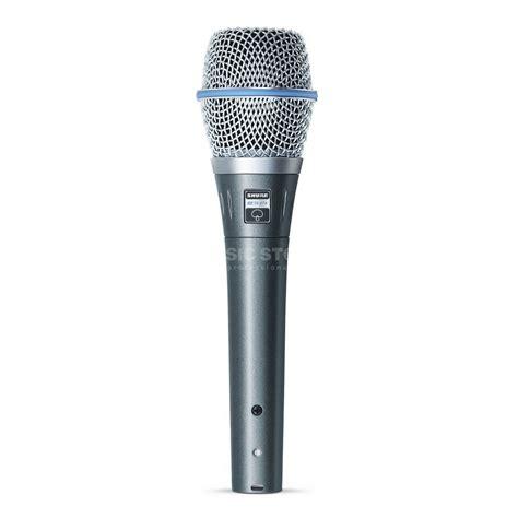 Mic Microphone Kabel Shure Beta 68 Vocal Artis Legendary shure beta 87 a microphone condenser