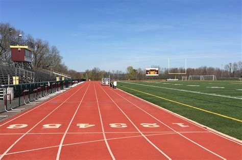 track and field sectionals track and field njsiaa announces some site changes for