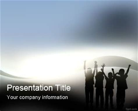 powerpoint presentation templates for entrepreneurship free social powerpoint template