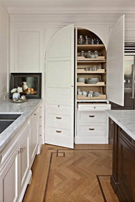 Kitchen Pantry Door Ideas by Kitchen Pantry Ideas Simplified Bee