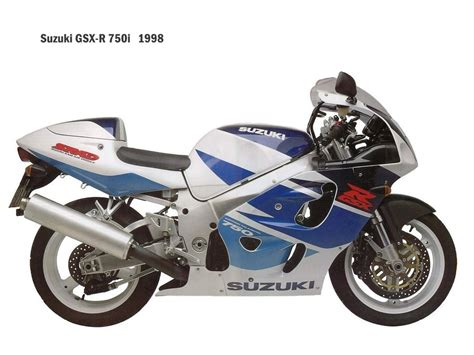 1999 Suzuki Gsxr 750 Review 1999 Suzuki Gsx R 750 Pics Specs And Information