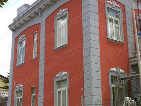 cornici in polistirolo per esterno cornici polistirolo resinate per esterni profili