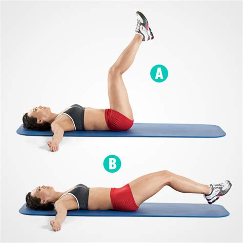 tone your abs on a mat 5 better than crunches
