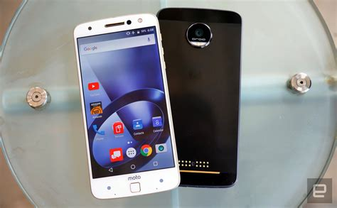 Motorola Moto Z 1 the moto z and z are as controversial as they are