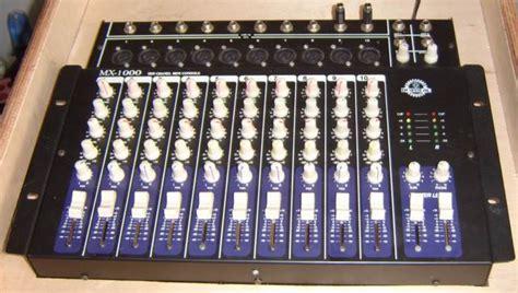 Mixer Audio Bandung mixer dan accesories