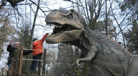 ingresso zoo di pistoia parchi a tema per bambini i dinosauri familygo