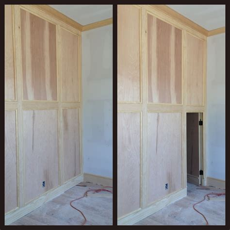 Doors In Walls by Secret Room Wall Panel Stashvault