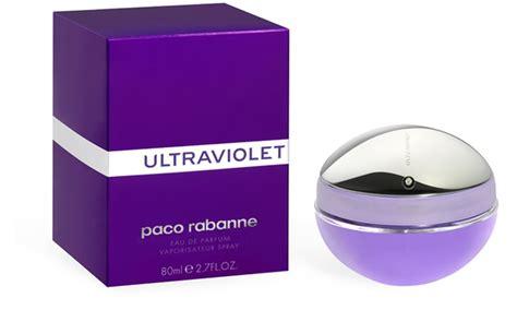 Parfum Ultraviolet Femme Paco Rabanne Ultraviolet 80ml Groupon Shopping