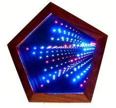 Infinity Design 4958 by Infinity Mirror Infinity And Led On