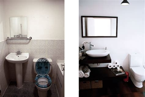 Bathroom Remodel Pics Before After cassidy hughes interior design amp styling 187 warehouse