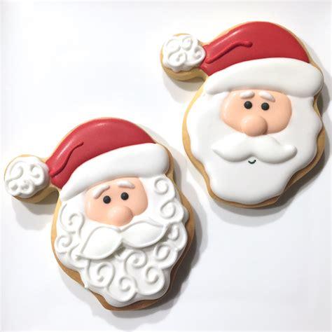 santa face cookie cutter cuttercraft