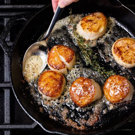 how to cook scallops without a recipe bacon scallops
