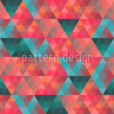 mosaic pattern congruent triangles triangle mosaic pattern design