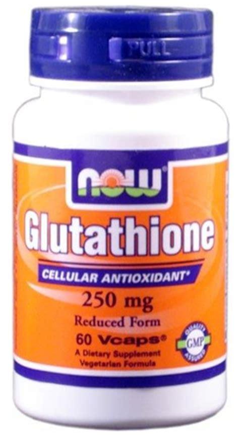 Suplemen Glutathione Now Foods Glutathione Supplement